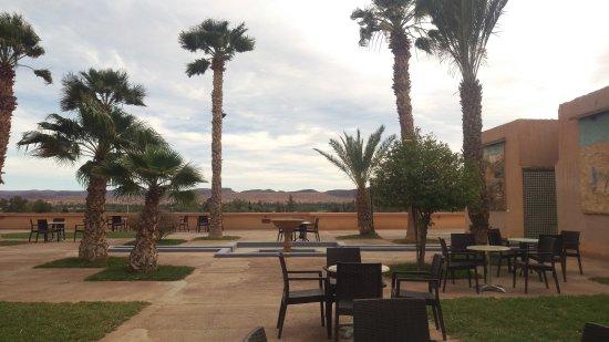 Hotel Karam Palace : Garden