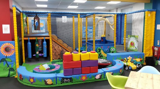 Another of the toddler area