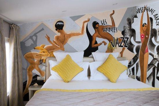 Hotel de Latour Maubourg: Chambre 32 Classique