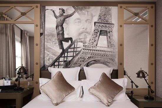 Hotel de Latour Maubourg: Chambre 26 Supérieure