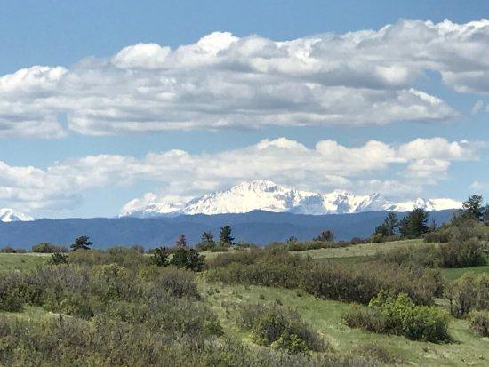 Castle Rock, CO: Great Views