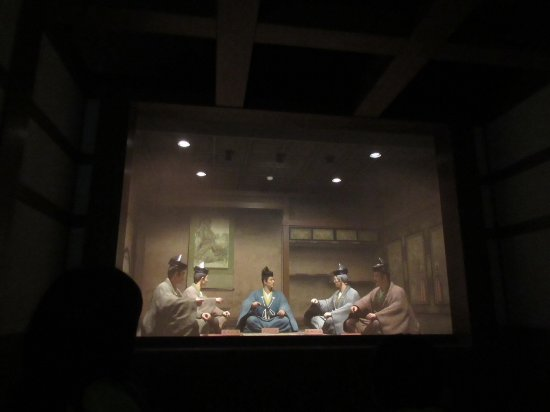 Odawara Castle History Museum: 人形劇