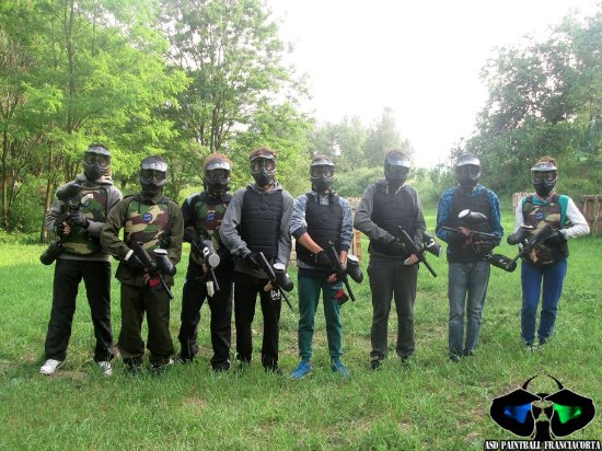 ‪ASD Paintball Franciacorta‬