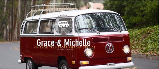 Grace & Michelle Transport Vintage Airport Service