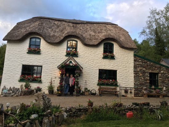 Lissyclearig Thatched Cottage照片