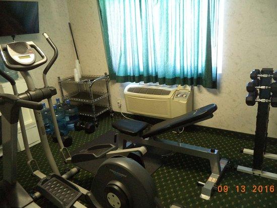 Comfort Inn: Fitness Room