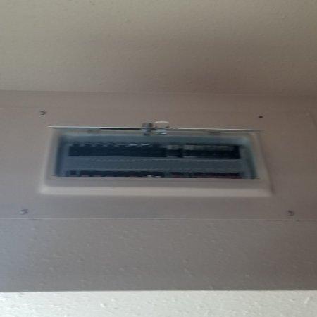 Plover, WI: Motel Hallways