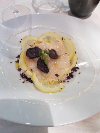 Claye Souilly, Francja: Le risotto de boeuf et le risotto de st jacques