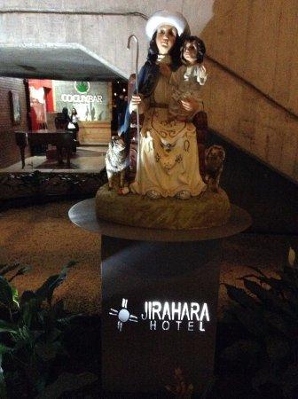 Hotel Jirahara: Virgen Divina Pastora