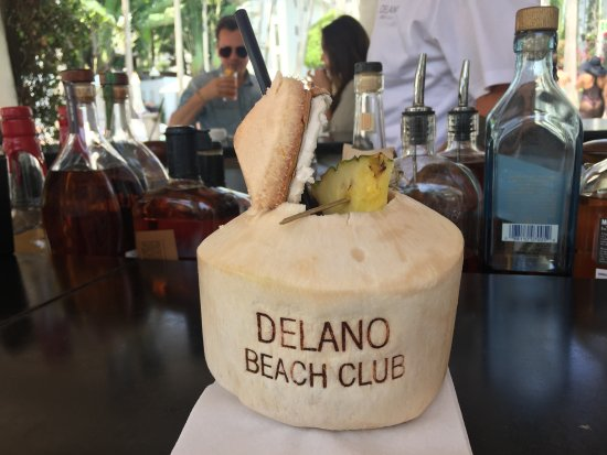 Delano South Beach Hotel: Love at first sight!