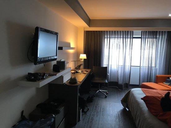 Real Inn Tijuana: The room