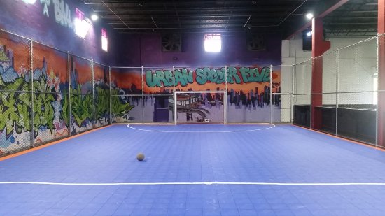 Our Futsal Court 2 Picture Of Urban Soccer Five Miami