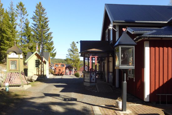 Nordingra, Suecia: Restaurangen