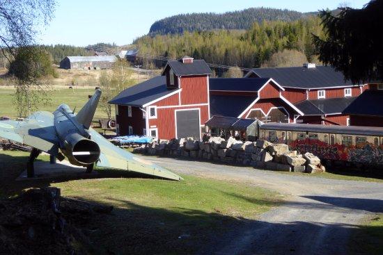 Nordingra, Suecia: J35 Draken