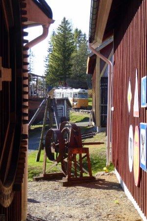 Nordingra, Suecia: Nere vid jordbruksmuseum