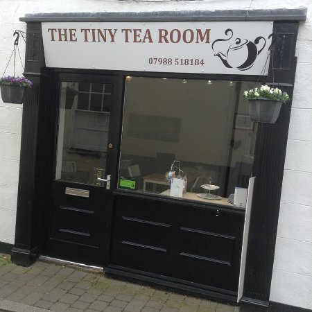 The Tiny Tea Room