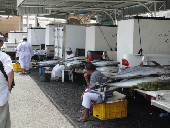 Fish Market (Muscat Governorate) - 2019 All You Need to Know BEFORE