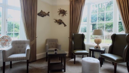 Haytor Hotel: Our Bar Lounge.  For Best Prices & room choice, book direct at www.haytorhotel.com