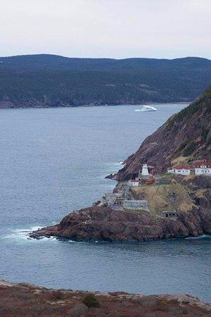 Signal Hill: coast view