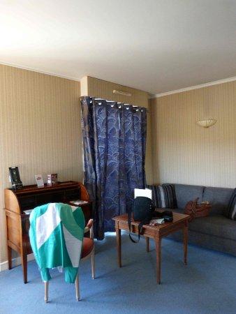 Canapé Hôtelamp; De Villa Spa Salon Convertible Et Augeval Photo rBoedCExWQ