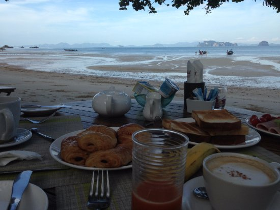 The Tubkaak Krabi Boutique Resort: la colazione