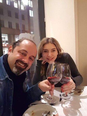 Bocca di Bacco: Cheers
