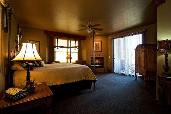 Alma de Sedona Inn Bed & Breakfast: Casa Blanca