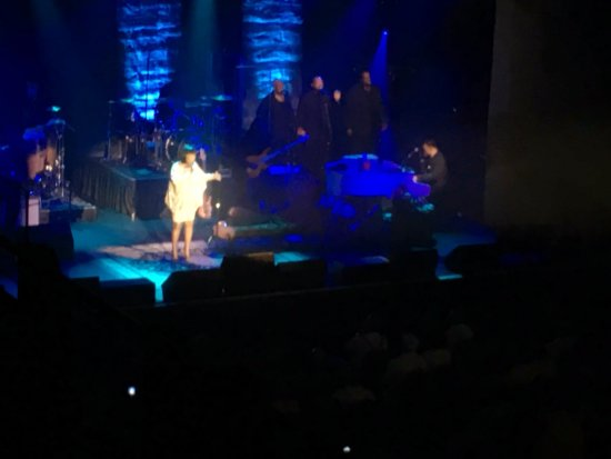 Horseshoe Tunica: Patti Labelle 73 years young!!!!!!! WOW!!!!!