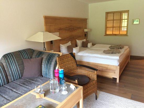 Best Western Plus Berghotel Rehlegg: Studi Sonnenrose