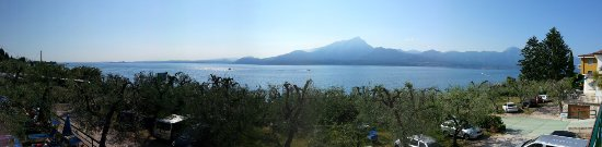 Hotel Internazionale: Bick zum See