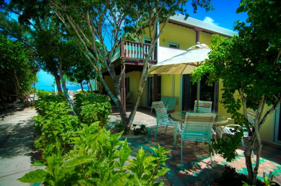 Atlantic Ocean Beach Villas Turtle Cove Providenciales