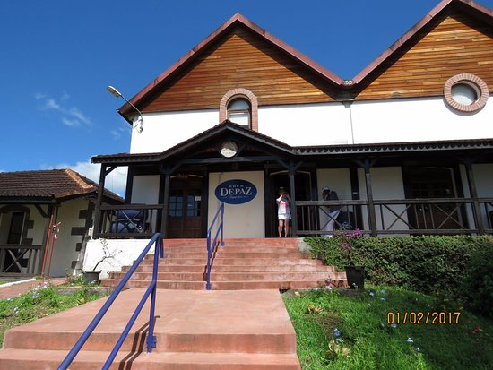 Saint-Pierre, มาร์ตินีก: The gift shop