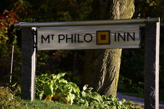 Mt. Philo Inn Photo