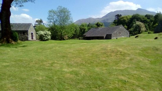 Taynuilt, UK: Just another stunning day of sunshine....and no midges yet!
