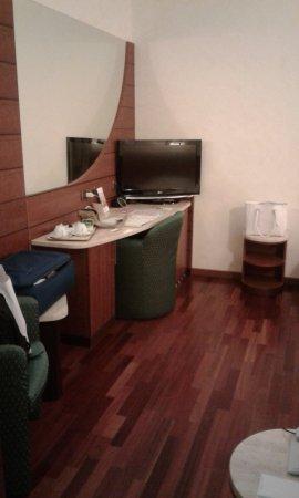 Best Western Hotel Mirage: Camera