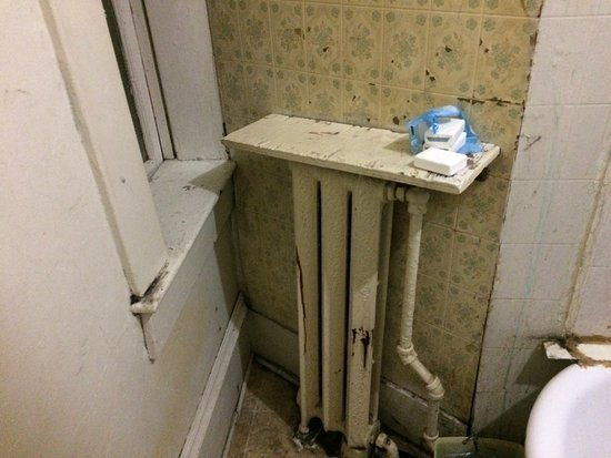 American Backpackers Hostel: Not-a-bathroom-Bathroom