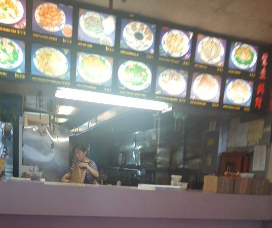 คิงส์ตัน, นิวยอร์ก: Wing Shui Chinese Restaurant