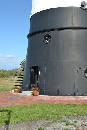 Cape Canaveral Lighthouse Lighthouse door & Lighthouse door - Picture of Cape Canaveral Lighthouse Cape ...