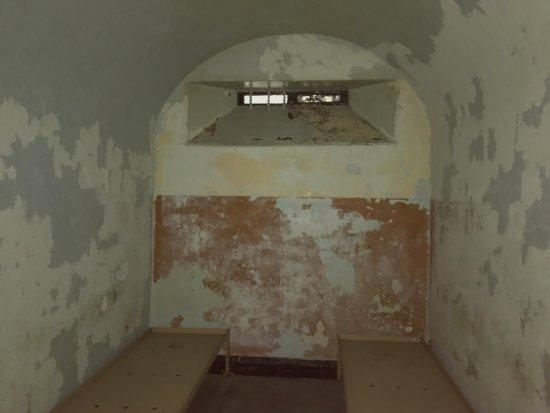 Jim Thorpe, PA: main cell block