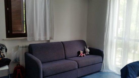 Sala E Divano.Divano Letto Che E In Sala Picture Of Adamo Ed Eva Resort