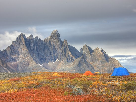 Yukon, Canada: Pitch a tent in Tombstone Territorial Park