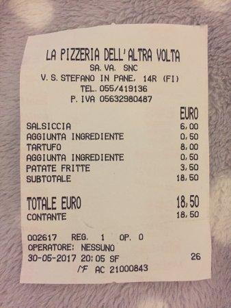 Pizzeria Hosteria dell'Altra Volta照片