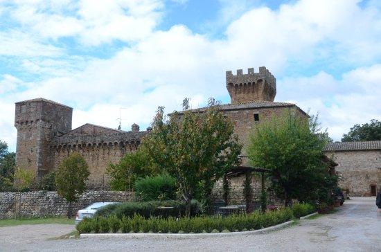 Agriturismi Il Castello La Grancia: Castle