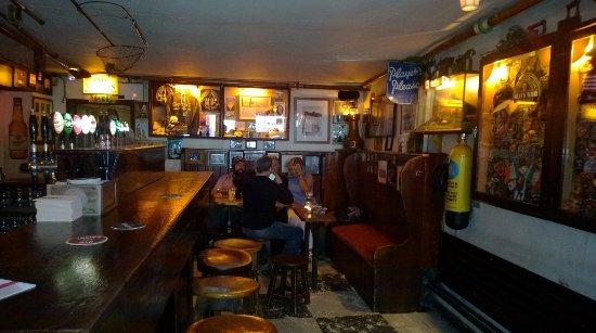 Athlone, Ιρλανδία: Inside oldest pub in Ireland