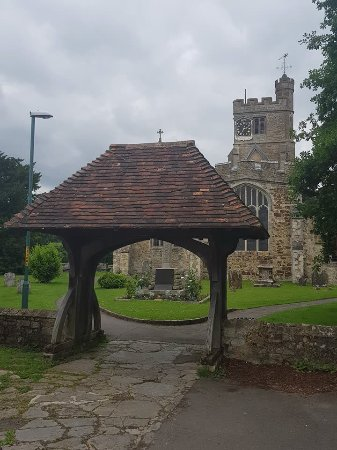Biddenden, UK: Entery
