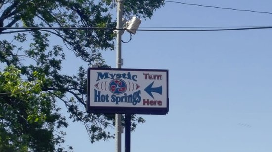 Monroe, UT: Mystic soak this way!