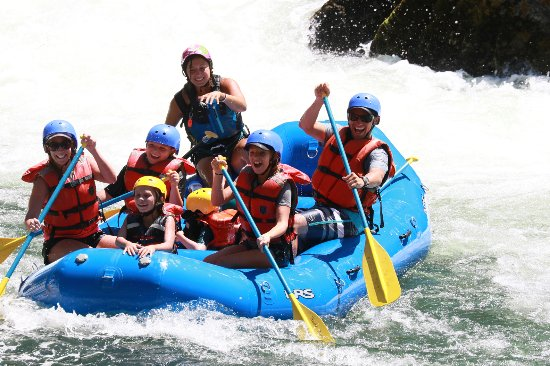 Trinity River Rafting, Inc