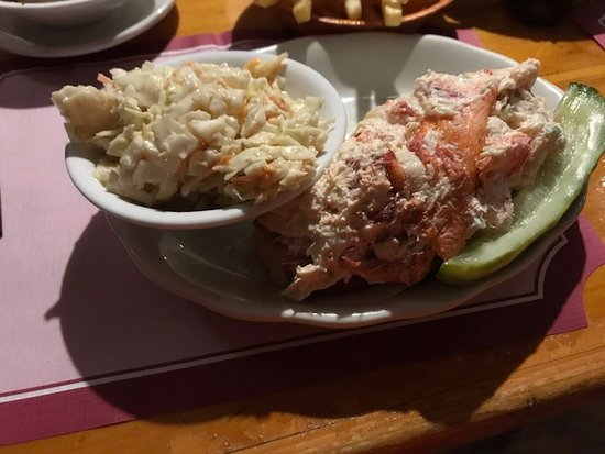 Westborough, Μασαχουσέτη: The lobster roll