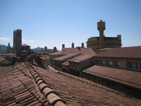 Museo della Specola : View from the Museo rooftop