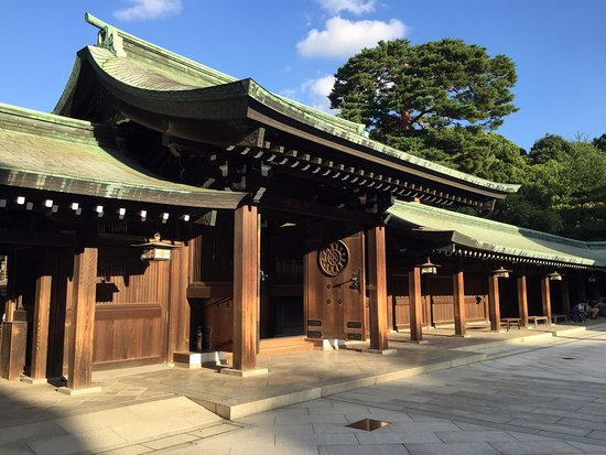 Meiji Jingu - Picture of Meiji Jingu Shrine, Shibuya - TripAdvisor